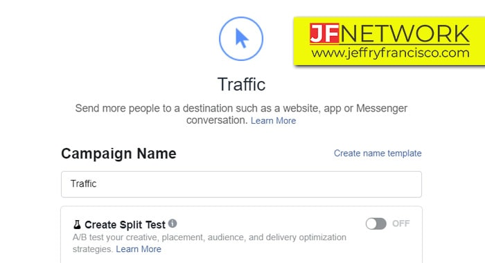 Traffic facebook Ads