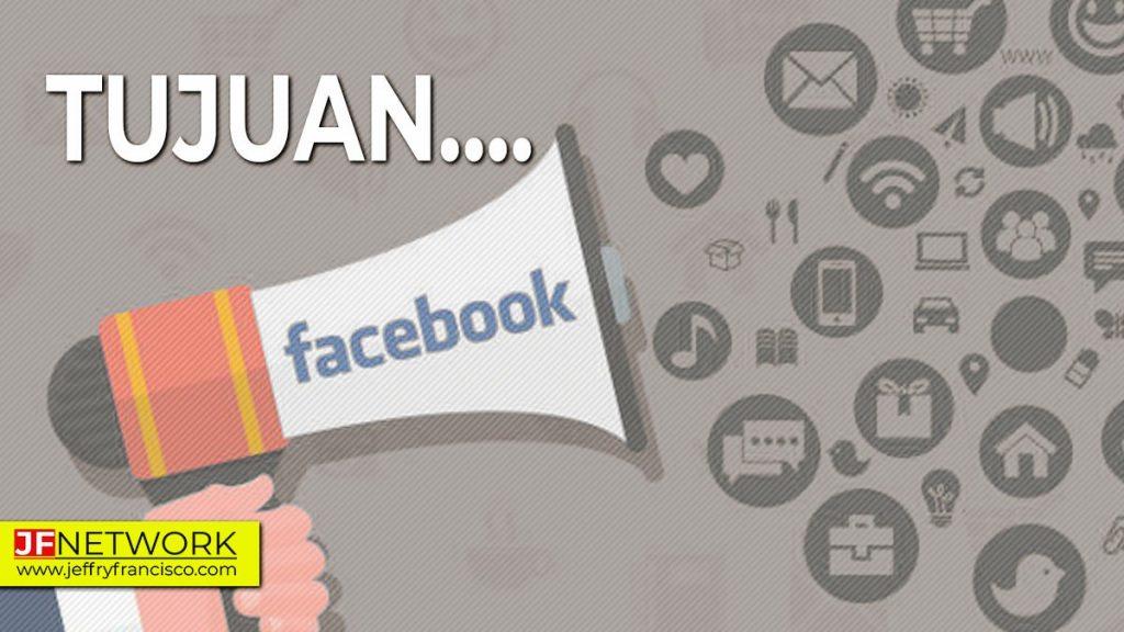 Tujuan Facebook Ads