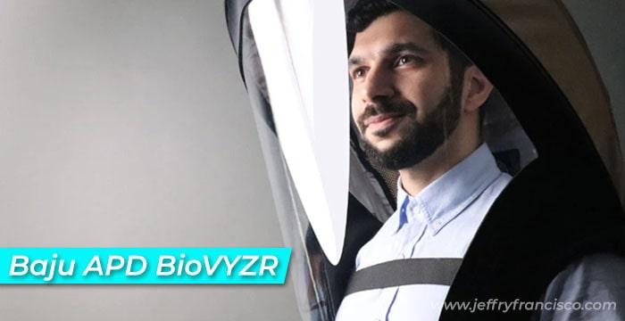 Baju APD BioVYZR