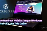 Membuat Website Wordpress