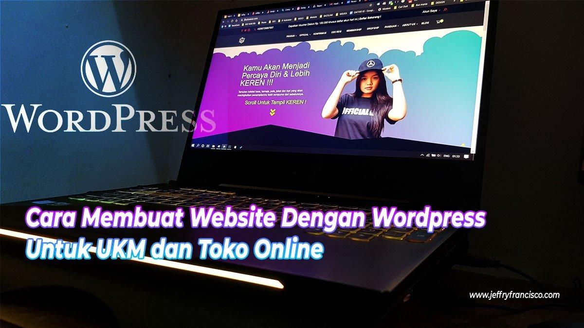 Membuat Website Wordpress