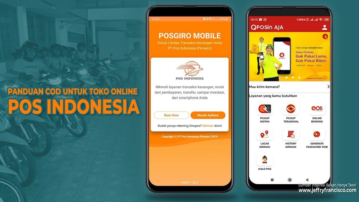 Cod Kantor Pos Untuk Toko Online Tanpa Market Place