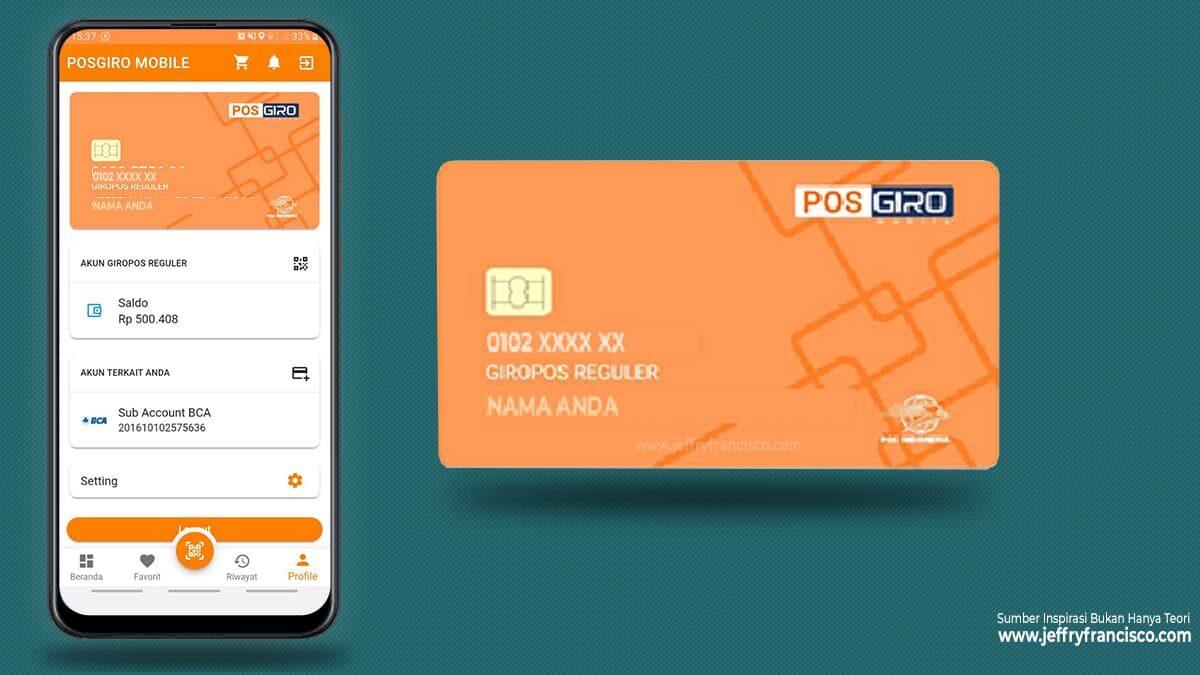 Pos Giro Mobile / PGM Reguler
